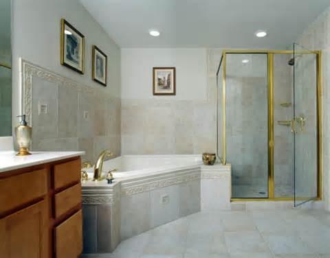 Basement Bathroom Egyptian Style