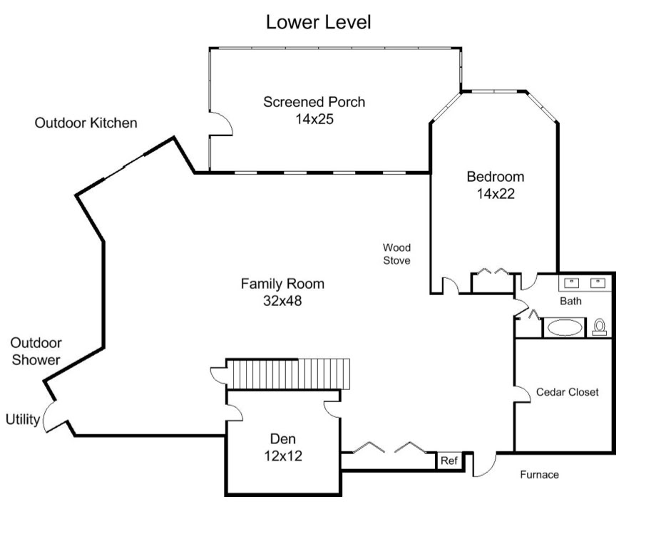 Why you need basement house plans basement helper for Basement planner online