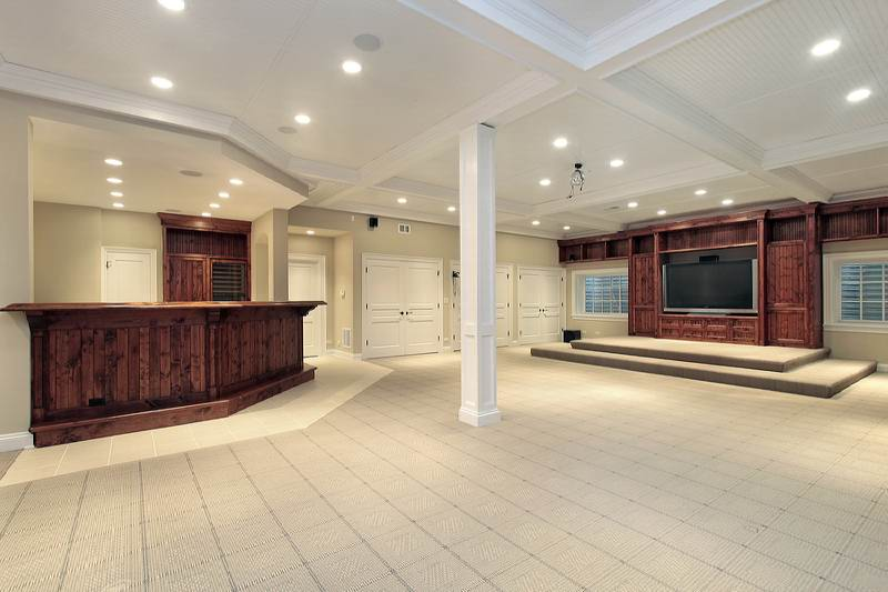 Basement Ideas Design Finishing Remodeling Repair