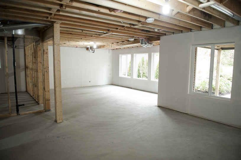 Proper Basement Framing And Layout Tips Basement Helper